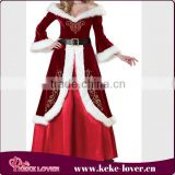 new arrival sexy red costumes for adults wholesale cosplay costume new style fancy christmas costume