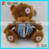 Promotion bear design bags leather