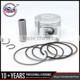 52.4MM 14MM Piston Rings Kit for 125CC 1P52FMI Lifan Kaya Xmotos Apollo orion Dirt Pit Bikes Parts