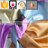 China suppliers high quality luxury brilliant 100% polyester blackout fabric for curtain upholstery