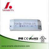constant current led driver IP67 45W UL certificate 900mA DALI dimming led driver LED power supply