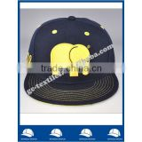 Best quality acrylic custom logo embroidery snapback baseball caps