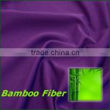 Natural Bamboo Lycra Knitted Fabric for High Lever Underwear