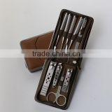 Bonvatt Made In China Salon Shaper Manicure Set and 9 Pcs Pedicure/ Manicure Set manicure pedicure tools