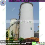 Bio-Methanator anaerobic fluidized bed reactor