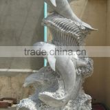 Marble sculpture and statue