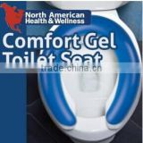 comfortable gel toilet cushion