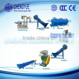 China supplier plastic recycling plant