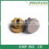 Butyl rubber stoppers for injection powder/medical rubber stopper