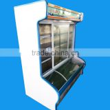 Vertical dish order display-series supermarket refrigerator /price refrigerator compressor /refrigerator used for sale