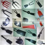 Kit garden tools wholesale/most popular garden Hoe/fork/ hammer/steel pick head /aviation plier hand tool/