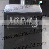 20kg-5000kg M1 cast iron test weights with handle ,cast iron roller weights