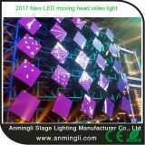 Disco stage lights 15 DMX Channels led video moving head light