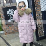 unique baby girl names images children's warm winter clothing girls long down jacket