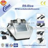 R9 40k cavitation rf vacuum portable ultrasonic weight loss machine