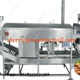 Automatic Rice Noodle Making And Steaming Machine