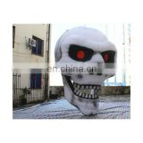 giant inflatable skull head decoration skull for sale