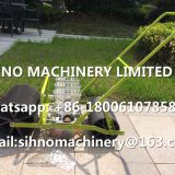 3 Rows Hand Push Vegetable Planter,taro, spinach, asparagus, sesame, lettuce, celery, cabbage planter +86-18006107858