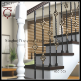 Durable Decorative Indoor Stair Balustrade