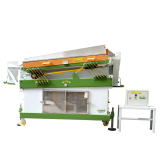 Stone separating machine