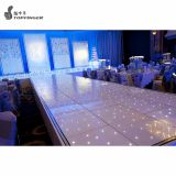Wholesale Price RGB Pressure Sensitive Portable Dance Floor