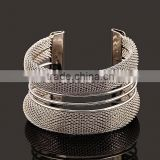 Ultimate hand-knitted bracelet Nautical Maritime Wrap Fish Hook Bracelet pulsera para novia