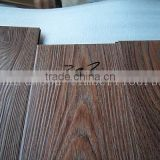 2015 Good Quality oak wire brushed Laminate flooring
