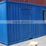 new design shipping container house for sale, steel house container price,high quality 20ft container h for hotel china supplier
