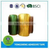 OEM factory high quality hot fix tape roll / BOPP jumbo roll