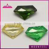CVD diamond cut cubic zirconia jewelry stones