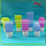 Portable Mini Travel Set /Silicone Travel Bottle for Shampoo/ Travel Accessory
