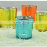 2014 Made in china new glass candle holder for wedding centerpieces&home decor