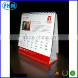 promotional desk pad calendar