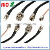 RG174 BNC UHF SMA F MCX TNC type male female RF coaxial connector cable for CCTV or Antenna