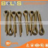 ISO1234 copper locking cotter pin m1.6