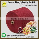 Professional Factory OE Recycled Polyester Cotton Blended Yarn Hand Made Yarn for Pet Toy Chewing with Free Samples