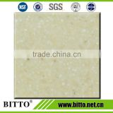 wholesale yellow 100% acrylic solid surface sheets countretop materials