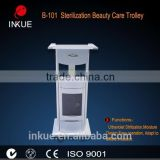 B-101 Nail Tool Sterilizer Beauty Salon With Ce Approval beauty care trolley                                                                         Quality Choice
