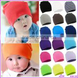 2016 New Autumn Winter Warm Cotton Baby Hat Girl Boy Toddler Infant Kids Caps Brand Candy Color Lovely Baby Beanies Accessories
