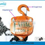 Customized logo chain pulley block chain block chain for above blocks, chain pulley block