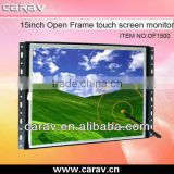 Open frame touch screen monitor screen lcd parts for tv