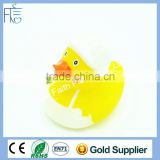 Wholesale Crazy selling baby bath toy mini yellow rubber duck for sale