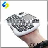 hot selling computer 2.4G keyboard wireless I8 Keyboard Mini Wireless Keyboard with Remote Controls