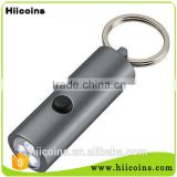 Factory Direct Selling carabiner keychain and custom keychain flashlight