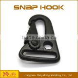 metal key chain aluminium snap hook carbine