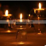 ***2013 popular Restore ancient ways hand made crystal handmade high quality candle holder candlestick
