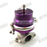 35mm/38mm 2-Bolt Turbo Boost Adjustable External Wastegate Purple Universal.