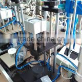 Shangyu pneumatic/manual perfume capping machine price