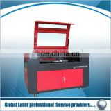 automatic cloth laser cutting machine bamboo laser engraving&cutting machine for sale GY-9060E