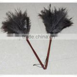 Eco-friendly Mortmain Detachable Miracle ostrich Feather Duster